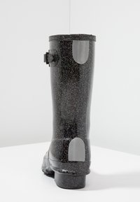 Hunter ORIGINAL - ORIGINAL KIDS STARCLOUD - Wellies - black/multicolor - 4