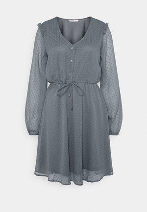 ONLORCHID BUTTON DRESS  - Day dress - blue mirage