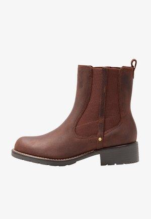 ORINOCO HOT - Classic ankle boots - braun
