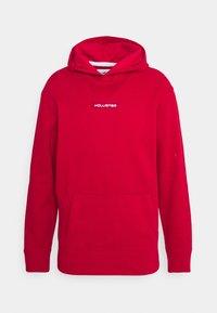 Hollister Co. - SPORT SOLID - Sweatshirt - red - 0