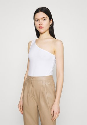 ASYMMETRIC - Top - white