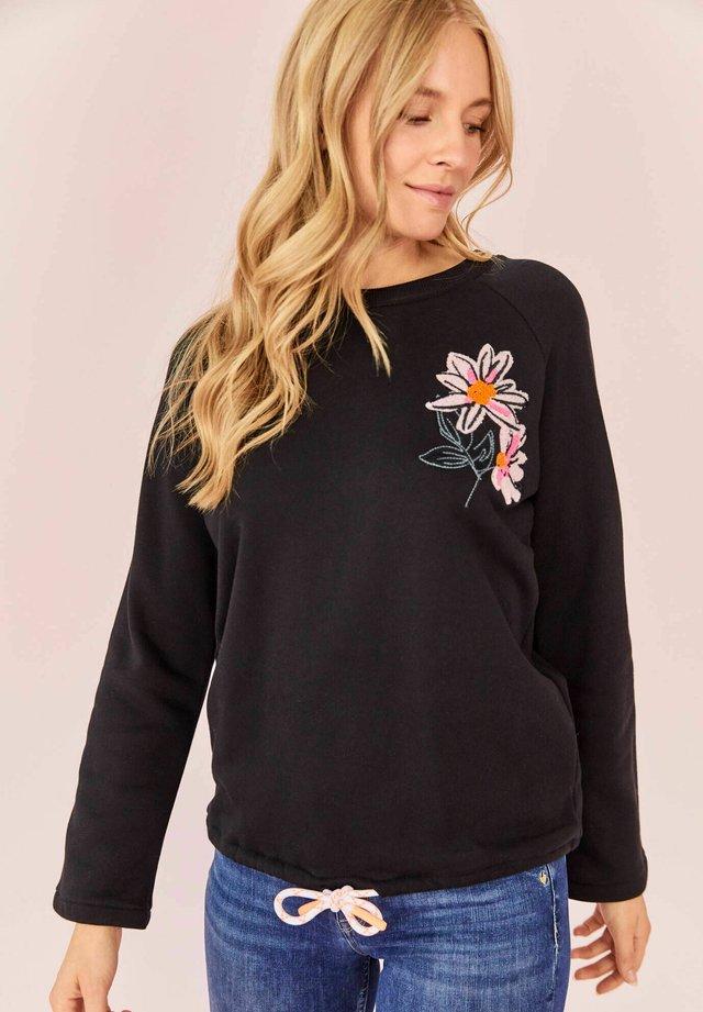 URDAL - Sweatshirt - schwarz