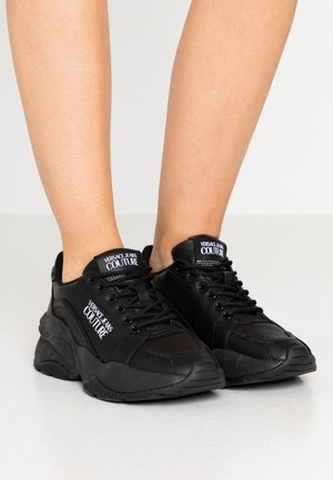 CHUNKY SOLE - Zapatillas - nero