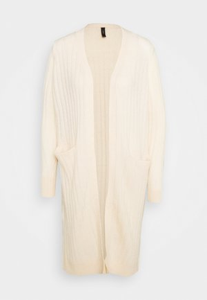 YASCAMPUS LONG CARDIGAN - Kardigan - off-white