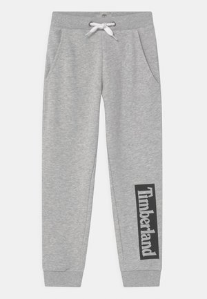 Tracksuit bottoms - chine grey