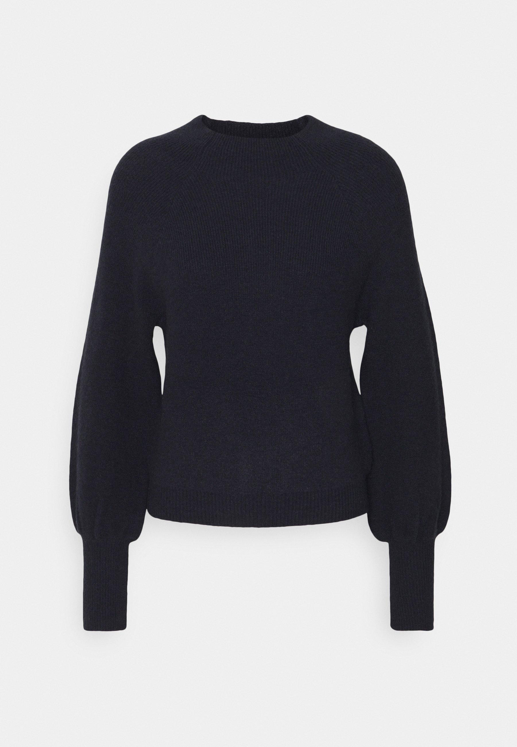 Femme FUNNEL NECK  - Pullover