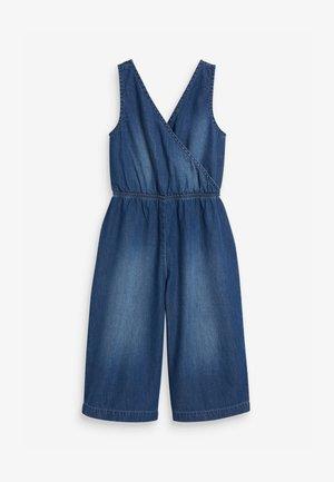 WRAP  - Jumpsuit - blue denim