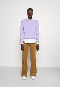 Polo Ralph Lauren - LONG SLEEVE - Bluza - cruise lavendar - 1
