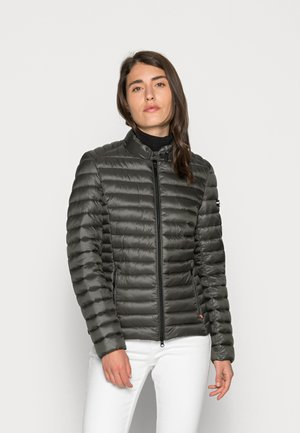 JUDY - Winter jacket - black olive