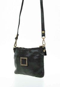 Campomaggi - PICCOLA - Across body bag - black - 2