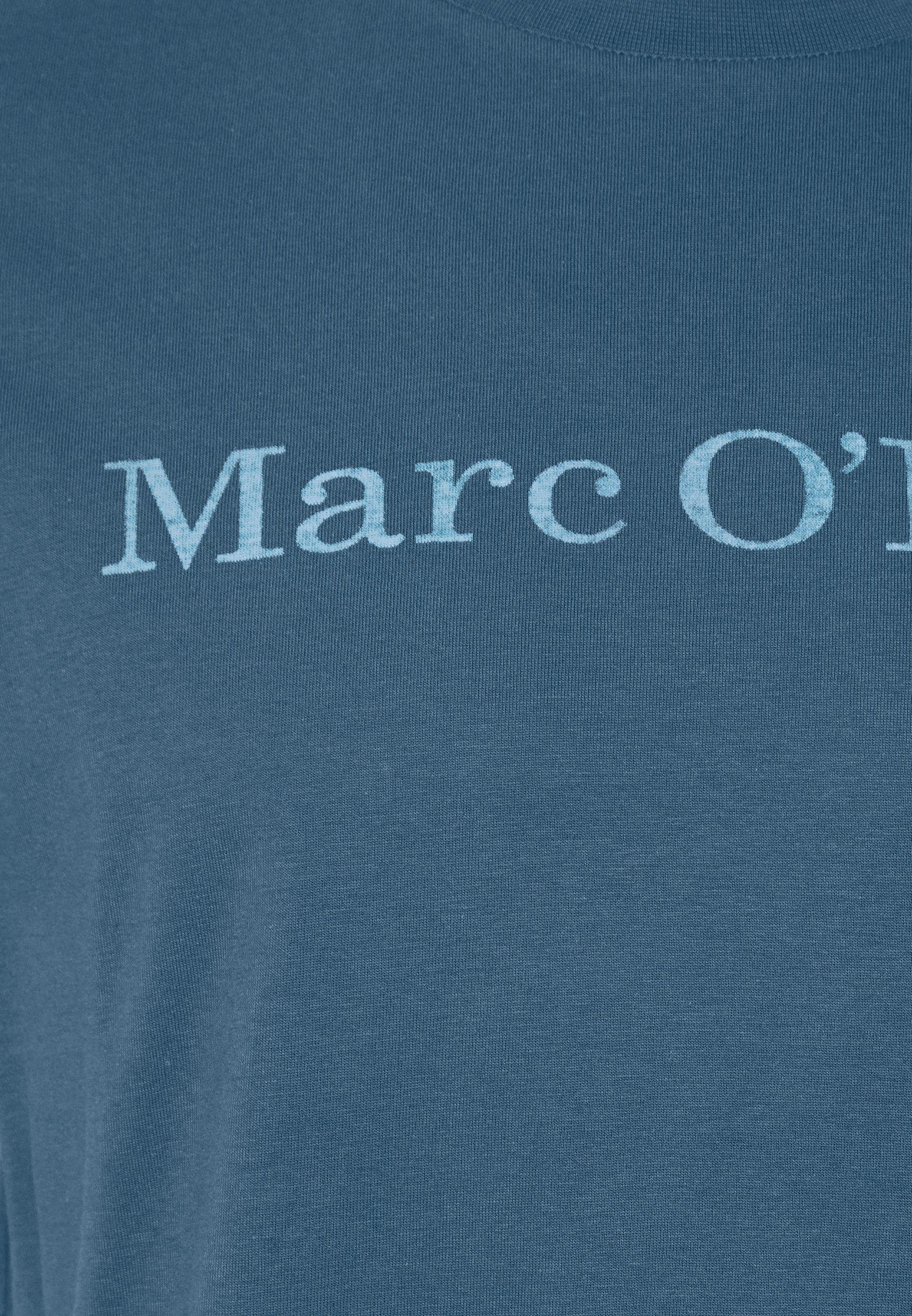 Marc O'polo T-shirts Med Print - Midnight