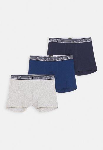 TEENS 3 PACK - Boxerky - blue