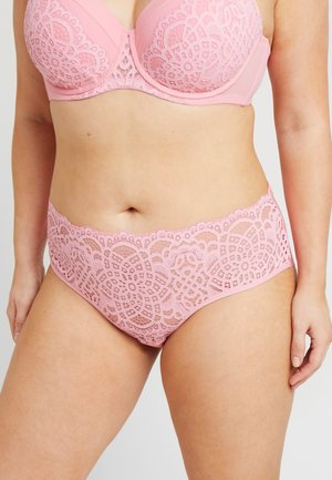 ELODIE SHORTY - Pants - dusty pink