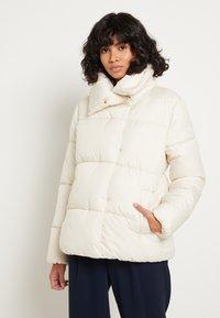 mine to five TOM TAILOR - Winter jacket - vintage beige - 0