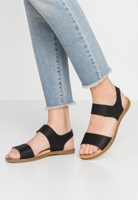El Naturalista - TULIP - Sandals - black - 0