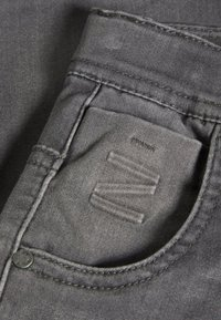 Name it - Denim shorts - medium grey denim - 2