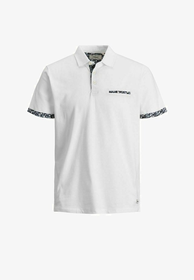 BOTANIK - Polo - bright white