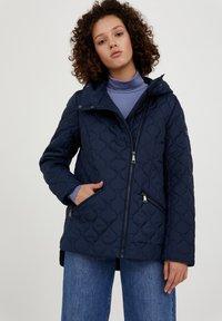 Finn Flare - Winter jacket - dark blue - 0