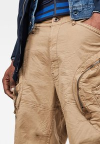 G-Star - Rovic 3D Airforce Relaxed  - Cargo trousers - brown