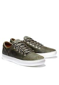 Timberland - ADV 2.0 CUPSOLE ALPINE - Sneakersy niskie - olive suede - 3