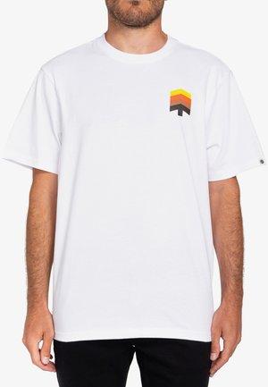 TRUXTON  - Print T-shirt - optic white
