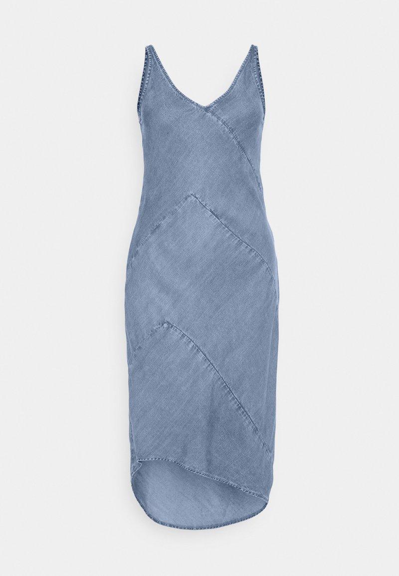 Ética - SHANTI - Spijkerjurk - light blue denim