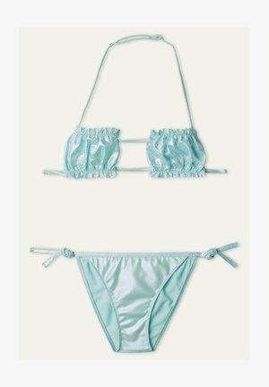 GLOSSY - Bikini - azzurro acqua