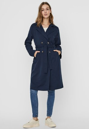 Trenchcoat - navy