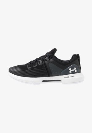 HOVR RISE - Sports shoes - black/white