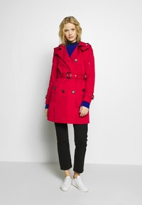 Esprit - CLASSIC - Trenchcoat - dark red - 1