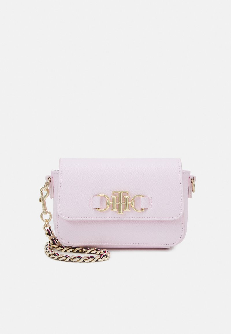 Tommy Hilfiger - CLUB MINI CROSSOVER - Across body bag - pink