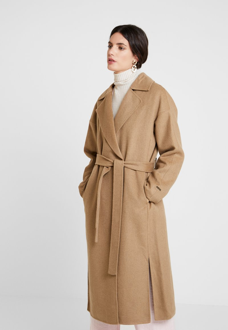 Karen by Simonsen - KERRYKB COAT - Classic coat - toasted coconut
