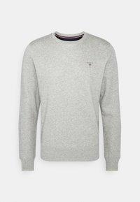 ORIGINAL C NECK - Sweatshirt - grey melange