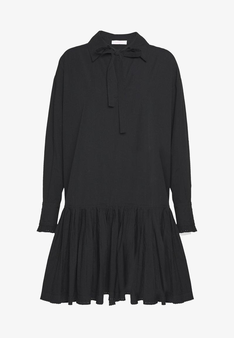 See by Chloé - Robe chemise - black