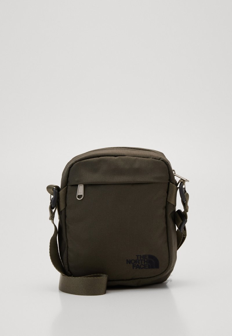The North Face - CONVERTIBLE SHOULDER BAG - Across body bag - new taupe green