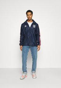adidas Originals - Summer jacket - collegiate navy - 1