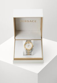 Versace Watches - GRECA LOGO - Zegarek - silver-coloured - 2