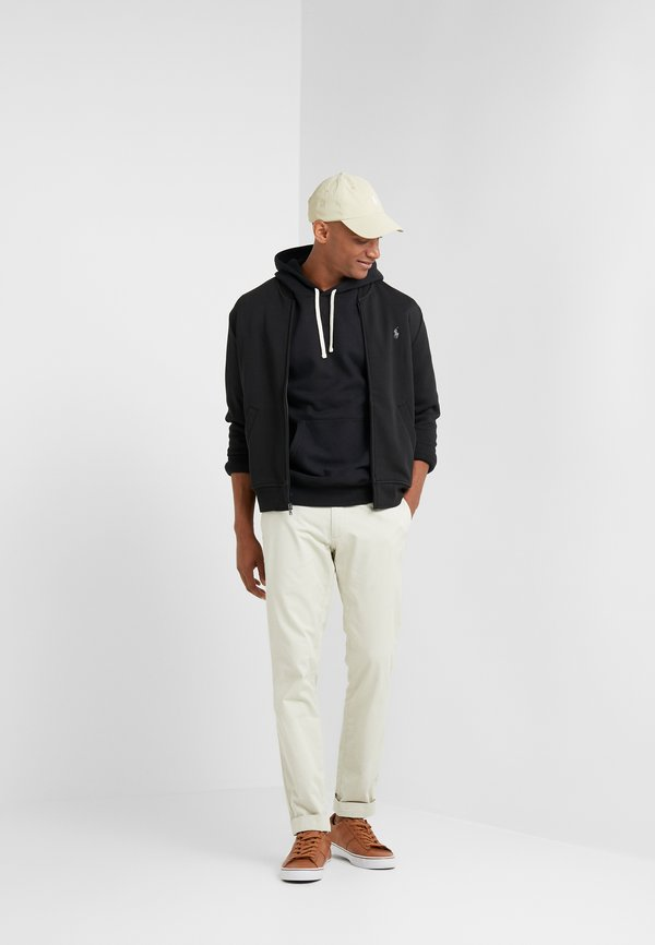 Polo Ralph Lauren Bluza z kapturem - black/czarny Odzież Męska XGLP