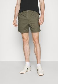 Polo Ralph Lauren - 6-INCH POLO PREPSTER TWILL SHORT - Shorts - expedition olive - 0