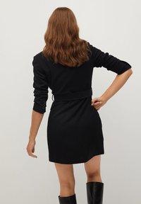 Mango - BLAKE - Short coat - schwarz - 2