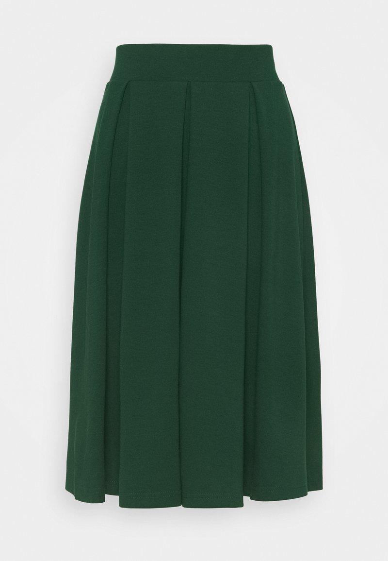 Anna Field Tall - Áčková sukně - scarab