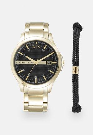 SET - Cronógrafo - gold-coloured