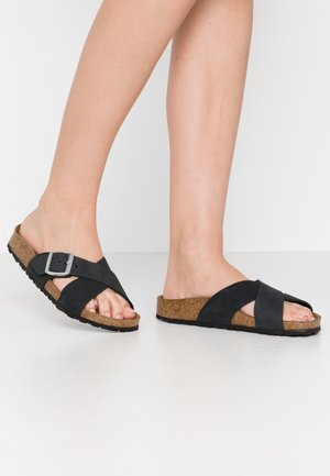 SIENA - Slippers - black
