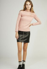 NAF NAF - Long sleeved top - pink - 1