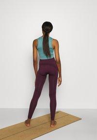 Even&Odd active - Legging - purple - 2
