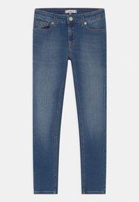 Tommy Hilfiger - NORA SKINNY - Jeans Skinny Fit - summermedblue - 0