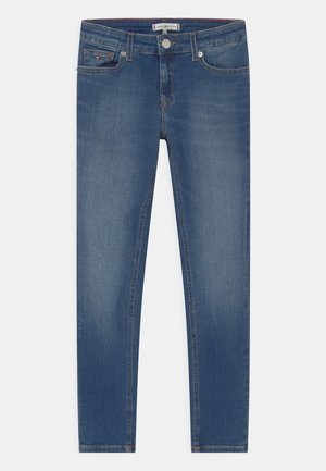 NORA SKINNY - Jeans Skinny Fit - summermedblue