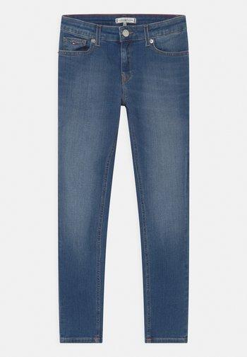 NORA SKINNY - Jeans Skinny Fit - summermedblue