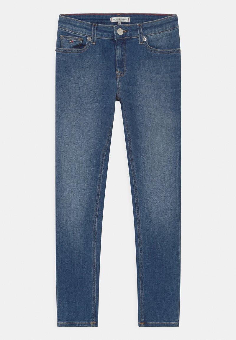 Tommy Hilfiger - NORA SKINNY - Jeans Skinny Fit - summermedblue