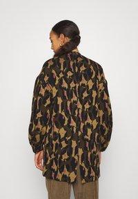 Diane von Furstenberg - CARMELLA COAT - Classic coat - cocoa brown - 2